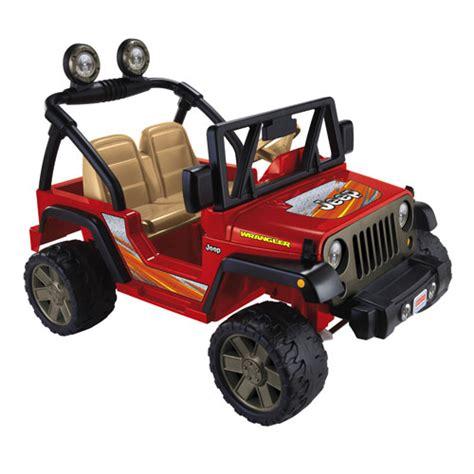 Jeep Power Wheels Power Wheels 174 Jeep 174 Wrangler