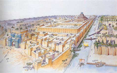 giardini pensili di babilonia foto babilonia2