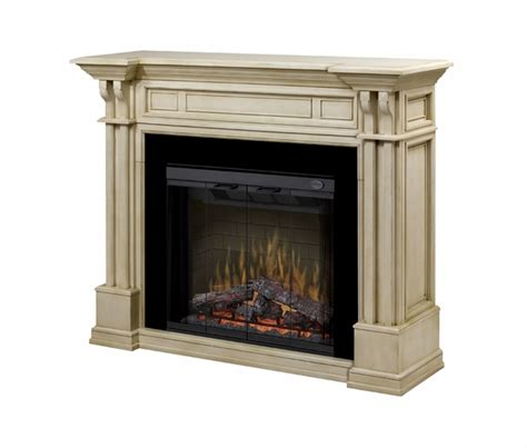dimplex kendal electric fireplace and mantel with df3215