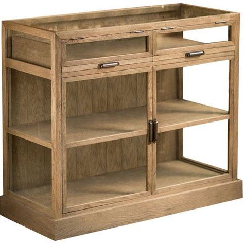 Driftwood Cabinet by Dot Bo Driftwood Display Cabinet 5 945 Brl Liked On