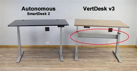 Cross It Help Desk by Autonomous Smartdesk 2 Business Edition Vs The Vertdesk V3