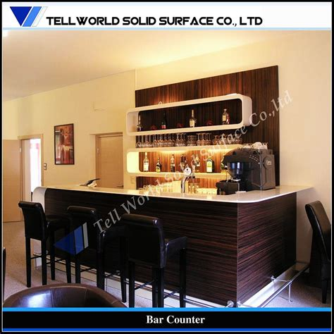 home bar counter china home bar furniture bar counter tw prct 016 photos