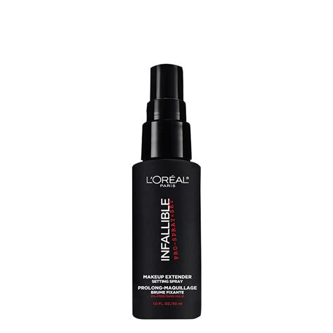 Loreal Infallible Pro Spray buy l oreal infallible pro spray set makeup