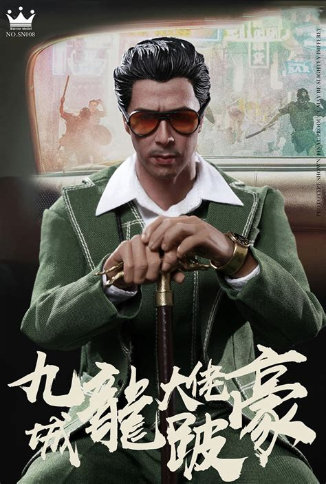 donnie yen king of drug dealers toyhaven warrior model 1 6th scale kowloon city mogul