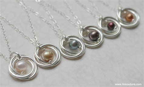 how to make pearl jewelry diy how to make a spiral pendant necklace