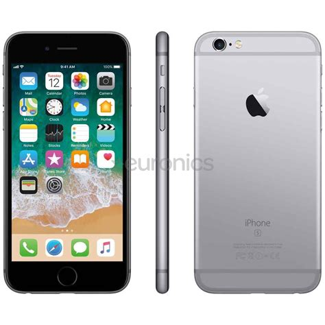 smartphone iphone 6s apple 32 gb mn0w2et a