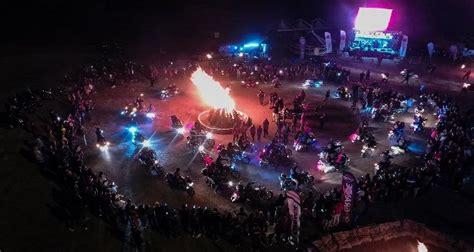 erciyes motosiklet tutkunlarina dolu dolu bir festival