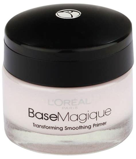 L Oreal Base Magique l oreal base magique transforming smoothing primer