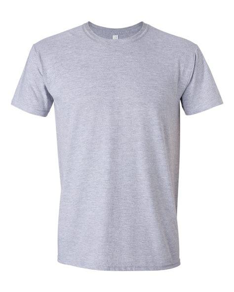 Gray T Shirt U261 gildan softstyle t shirt 64000 ebay