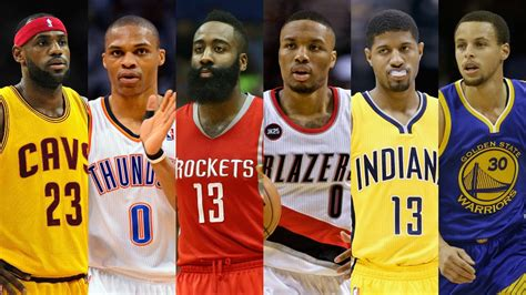 best players in the nba the best player from all 30 nba teams