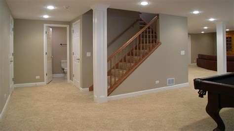 houses with finished basements basement remodeling fred remodeling contractors chicago