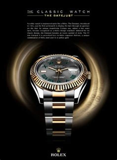 rolex ads 2016 rolex watch 2016 datejust 36 magazine ad advertisement