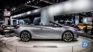 Buick Convertible 2015 2016 Buick Cascada Convertible