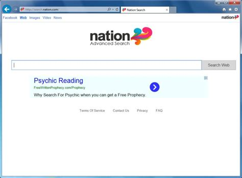 Nation Search Remove Nation Search Toolbar From Browsers