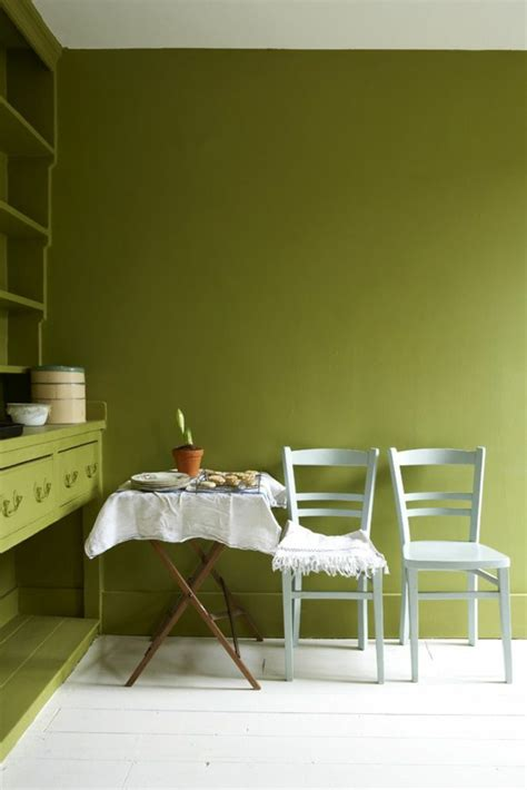 paint olive green relaxes the senses and fights against daily stress fresh design pedia