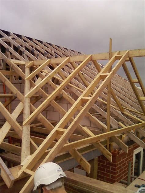 Dormer Roof Framing A Small Cut Dormer Roof From The Uk Carpentry Picture