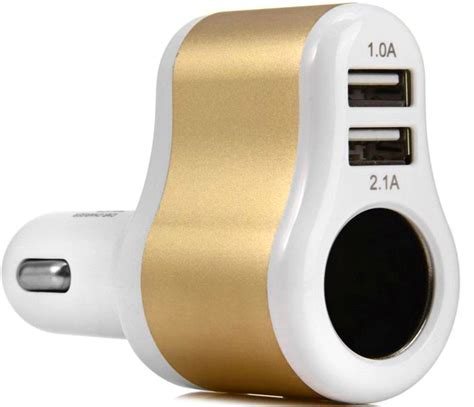Lipin R Kantung Pillar Mobil Bh 933 hoco uc206 usb car charger 2 ports 3 1a white jakartanotebook