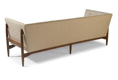 Thayer Coggin 1277 303 Button Up Sofa By Milo Baughman Up Sofa