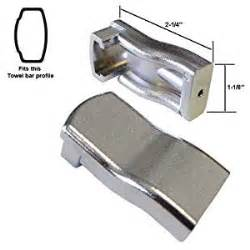 kohler shower door replacement parts sterling by kohler shower door towel bar brackets chrome