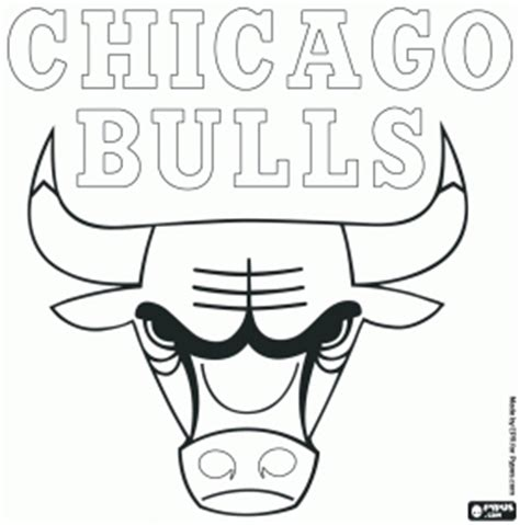 nba bulls coloring pages nba printable coloring pages
