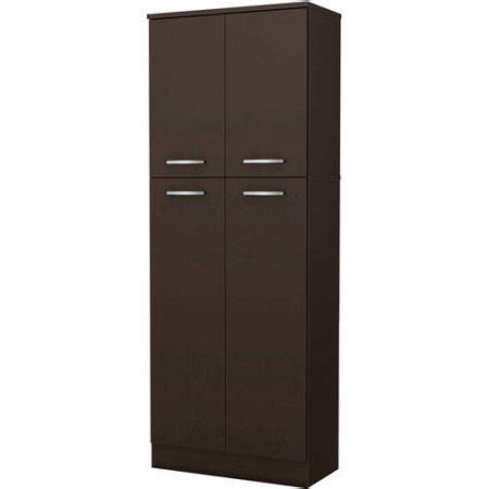 Closed Pantry Storage 4 Door Storage Pantry Colors Kitchen Furniture