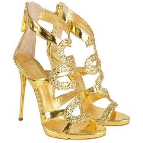 Shoes 1005 Heels Silver by Best 25 Glitter High Heels Ideas On Prom