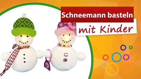 Schneemann Basteln Mit Kindern 3497 by Schneemann Basteln Holz