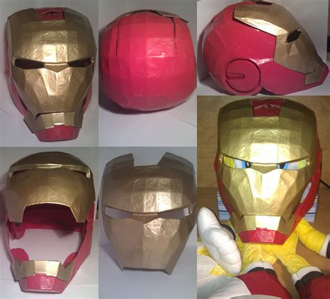 Iron Mask Papercraft - iron mask papercraft www imgkid the image kid