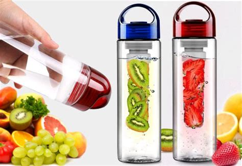 Botol Bpa Free B29 Water Bottle Botol Air Minum Tutup Sekrup jual botol tritan infused fruit water bpa free bottle