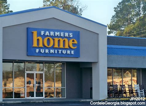 Furniture Home Store by Cordele Crisp Watermelon Restaurant Attorney Bank Hospital Hotel Dept Store Church