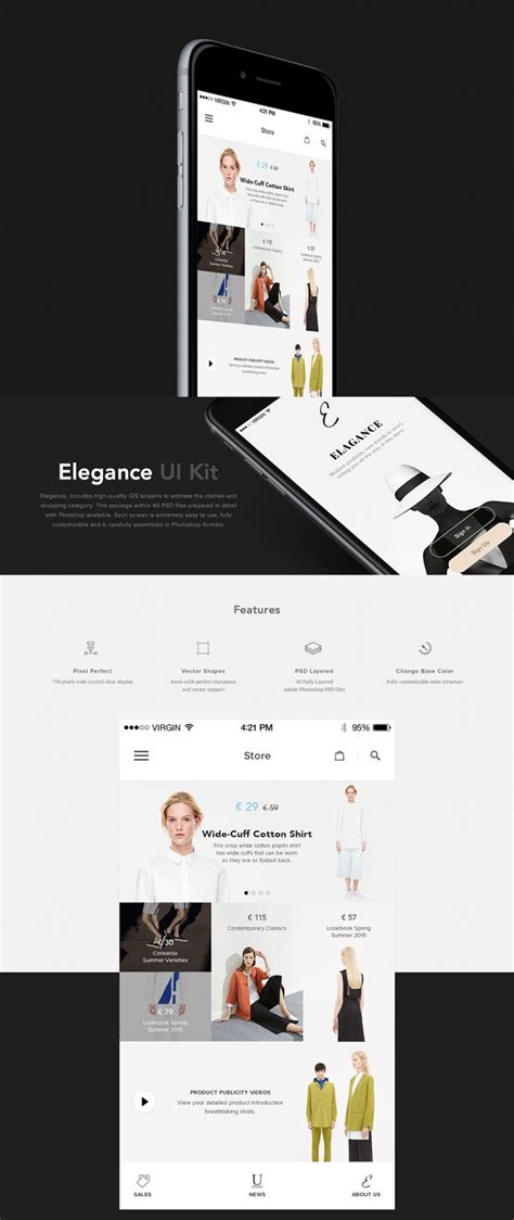 ecommerce app ui free psd download download psd fashion ecommerce shopping app ui kit free psd download