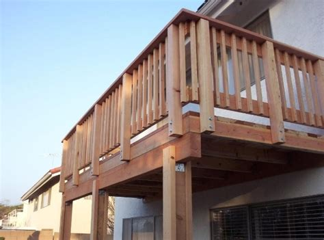 holzkonstruktion balkon balconies anaheim yorba orange placentia