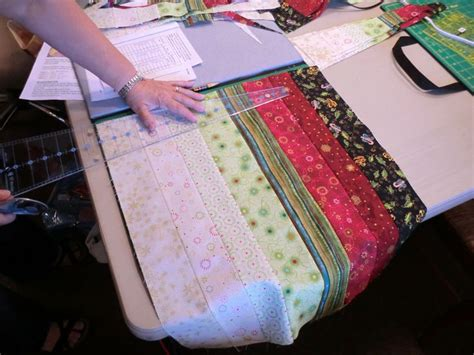 spicy spiral table runner pattern bigfork quilts etc