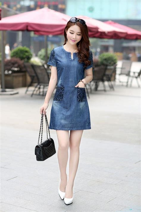 Dress Denim Onde by Aliexpress Comprar Muy Recomendable 2016 Nueva Denim