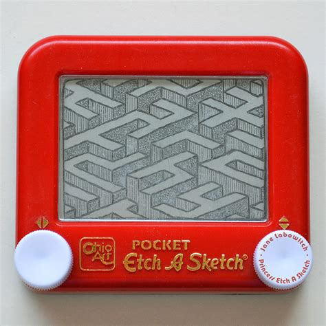 Etch A Sketches by Princess Etch A Sketch