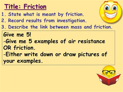 theme definition ks3 100 what is friction worksheet education com