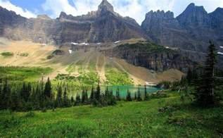 Landscape Photography Glacier National Park Nature Landscape Photography Mountains Lake Forest