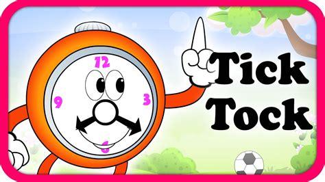 Tick Tock tick tock day home4tina