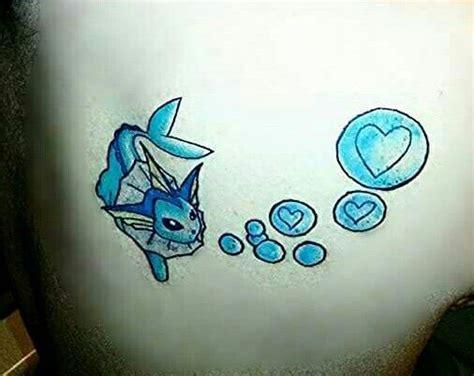 vaporeon tattoo 17 best images about vaporeon on