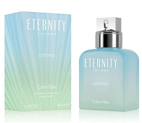 Parfum Eternity Summer calvin klein eternity summer 2016 nouveaux parfums