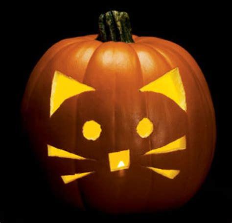 easy pumpkin carving ideas  halloween