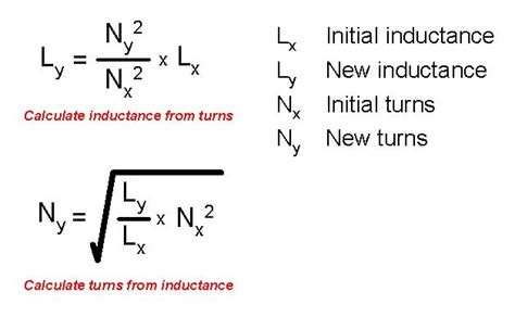 turns for inductor inductor turn calculator 28 images number of turns in inductor 28 images multilayer air