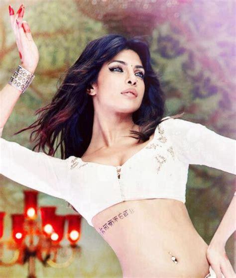 priyanka chopra tattoo priyanka chopra on ram leela placing of the