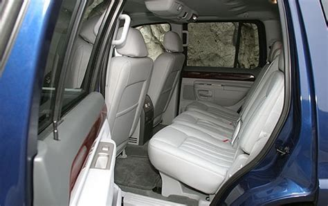 lincoln aviator reliability 2005 lincoln aviator warning reviews top 10 problems you