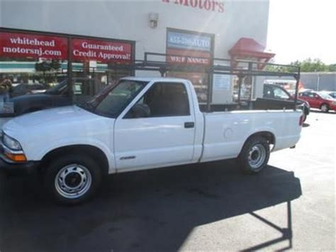 S10 Ladder Rack by Purchase Used 2000 Chevrolet S10 Only 31 000