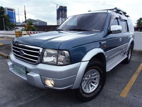Cover Ford Everest 4x2 Xlt ford everest 20 used tire cover ford everest cars