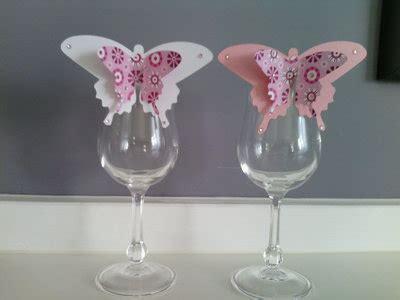 farfalle segnaposto per bicchieri farfalla segnaposto da bicchiere feste bomboniere di