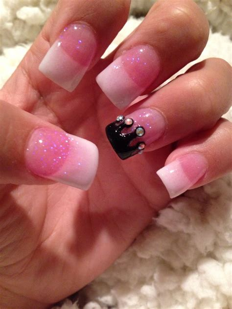 cute nail designs with a crown 1000 images about nails on pinterest nail art acrylics