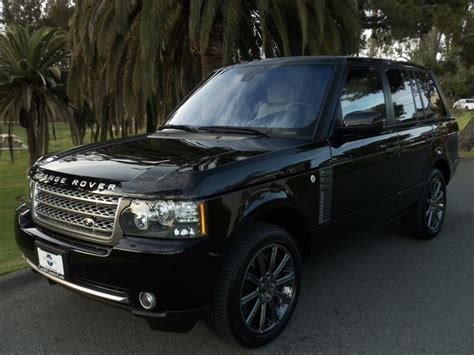 land rover range rover 2010 2010 used land rover range rover supercharged at cardiff