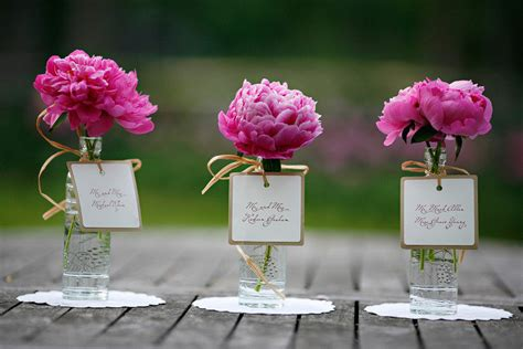 Cheap Flowers For Table Decorations by Peony Wedding Centerpieces Unique Wedding Ideas And